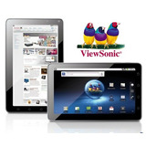 Tablet Viewsonic Ir7q Ips Intel Quad 16gb 1gb Wifi 2 Cam New