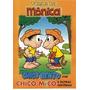 Dvd Turma Da Mônica - Chico Bento - Chico Mico E Outras Hist