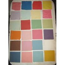 Servilletas De Papel Coleccion De 24 Colores Diferentes