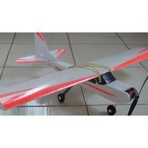 Aeromodelo Eletrico Ultra-fly O Mais Barato Do Brasil !