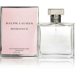 Perfume Ralph Lauren Romance 100 Ml Selo De Importação