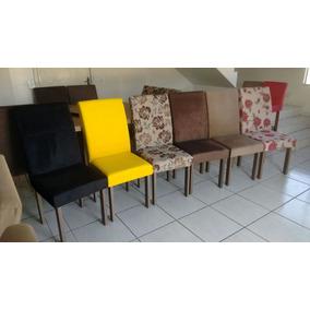 Cadeiras Estofadas Direto De Fabrica