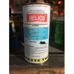 Helios Veneno Para Rata 2 Pack