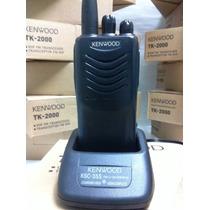 Portátil Tk2000/3000 Kenwood Nuevo Mic/aud Gratis!