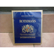 Rothmans International - Inglaterra - 90 ´