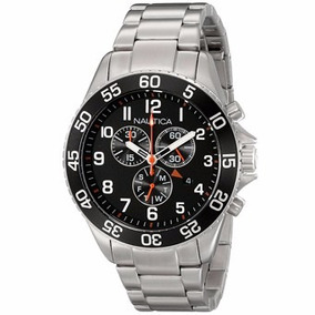Reloj Nautica Nst 19 Caballero Nad17509g