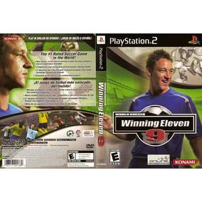 8c779cbbce Winning Eleven 9 - PlayStation no Mercado Livre Brasil