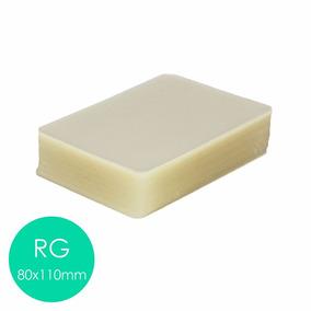 Plastico Para Plastificação Polaseal Rg 80x110 0.7 C/ 500und
