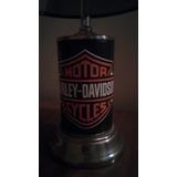 Lampara De Mesa Harley Davidson 100% Original. Coleccionista