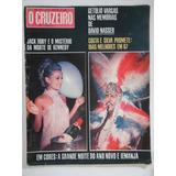 Revista O Cruzeiro Getulio Nas Memórias De Nasser N 16 1967