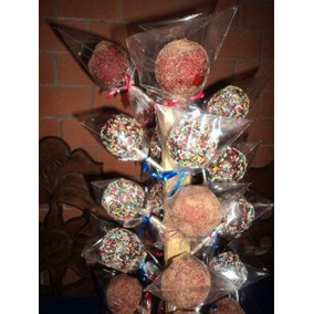 Manzanas Cubiertas De Chamoy Y Chocolate