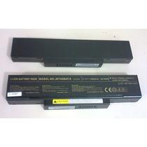 Bateria 11.1v 4400mah 48.84wh M740bat-6 Clevo M740 M760