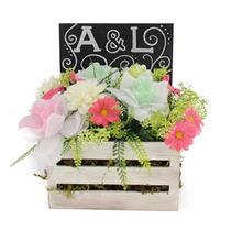 Centros De Mesas Para Su Evento Flor Artificial