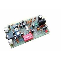 Kit Fm Electronica Pll Fm Transmisor Bh1417f 300mw
