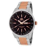 Reloj Orbital Hombre Dc327802 Agente Oficial Barrio Belgrano