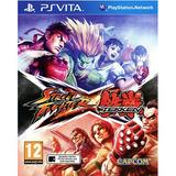 Street Fighter X Tekken Ps Vita - Juego Fisico - Prophone