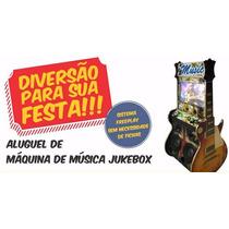 Locação De Jukebox ( Maquina De Musica )