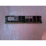 Memoria Ddr-dimm 256mb - Computador Antigo