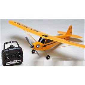 Avião Elétrico Kyosho Piper J3 Cub M24 40mhz - Aeromodelo