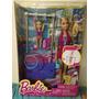 Boneca Barbie Treinadora De Ginástica Olímpica