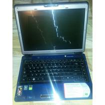 Laptop Toshiba 4gb Ram, 250 Gb Hdd Satellite M305d-s4829