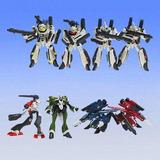 Figuras Macross/robotech