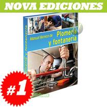 Manual Práctico De Plomería Y Fontanería 1 Vol