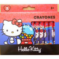 Hello Kitty: Premios Fiesta :portaretrato,crayones,marcador