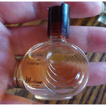 Perfume Miniatura Coleccion Carven Madame 5ml Original