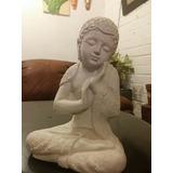 Figura De Yeso Buda