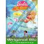 Barbie En Una Aventura De Sirenas - Dvd Original - Almagro