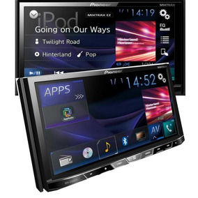 Dvd Player Pioneer Avh-x5880tv Tv Digital Bluetooth Spotify