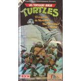 Las Tortugas Ninja Vol 3 Turtles Vhs Dibujos Animados