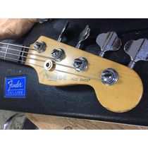 Fender Jazz Bass American Deluxe 1998 C/case Original