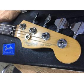 Fender Jazz Bass American Deluxe 1998 C/case Original