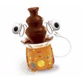 Fonte Cascata De Chocolate Arno Chocokids Fcak 110v Laranja