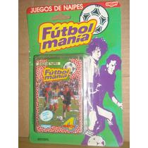 Cromy Naipes Futbol Mania 1993- Central Vs Newells - Rosario