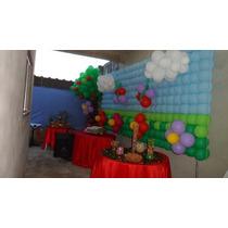 Tela Magica,balões Compre 3 Ou Mais E Ganhe + 1 Kit Grátis