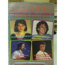 Revista - Coletânea O Melhor Da Música - Roberto Carlos