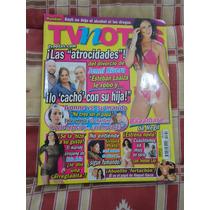 Revista Tv Notas Portada Ursula Prats Poster Barbara Regil