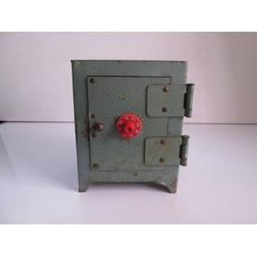 Caja Fuerte Juguete Antigua Retro Leer Descripción