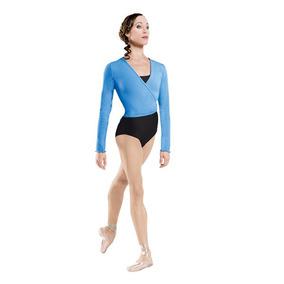 Sweater Para Ballet Adulto Modelo Carmen *wm176