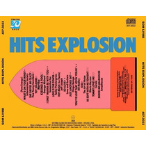 Cd Hits Explosion - Som Livre - Remaster