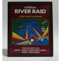 River Raid Cartucho Para Atari