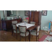 Mueble Comedor Completo Estilo Frances Antiguo