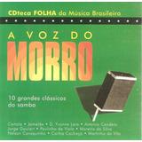 Cd - A Voz Do Morro - 10 Grandes Clássicos Do Samba