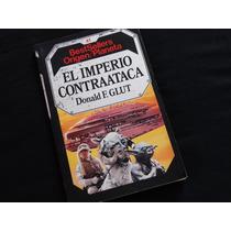 El Imperio Contraataca Libro 1985 Stars Wars- Glut.f Donald
