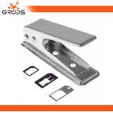 Cortador De Chip Nano Iphone 5 5c 5s Ipad Air Mini Operadora