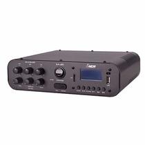 Amplificador Compacto Nca Sa20 100 Watts Usb Microsd E Fm