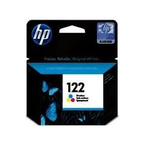 Cartucho Hp 122 Tricolor Original 2050 3050